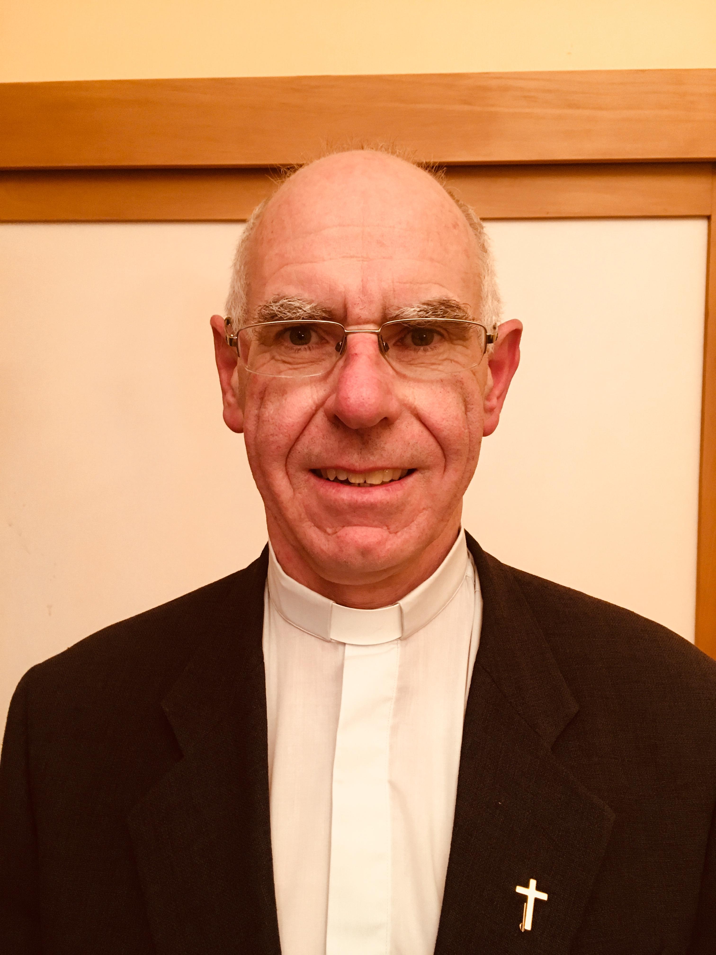 Bishop Elect Michael Dooley