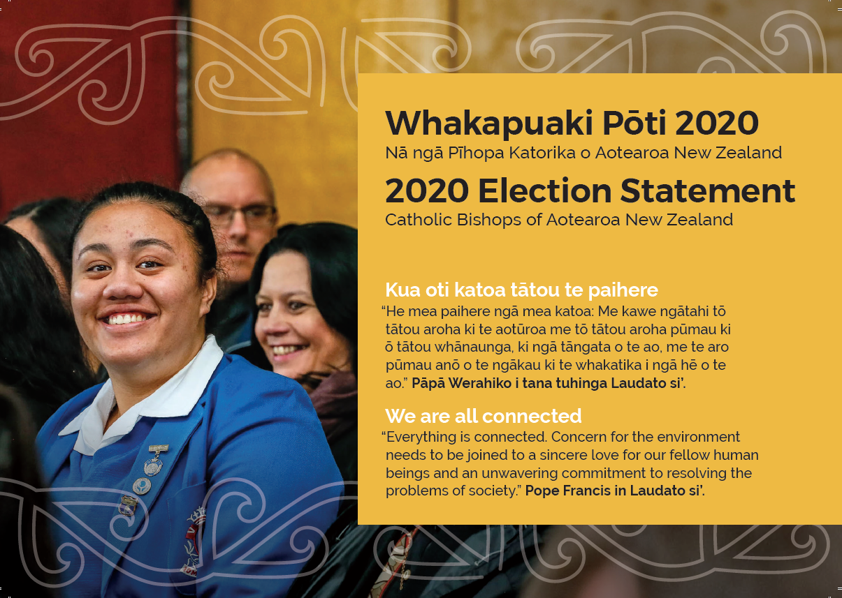 JPG 2020 Election Statement2